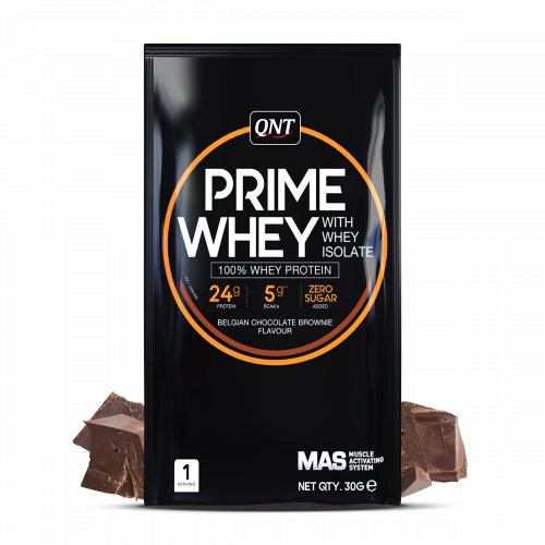 PRIME WHEY Brownie au...