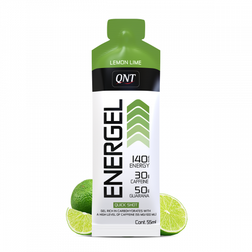 Energy Gel Lemon-Lime 25 x...