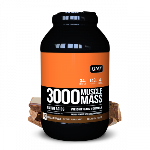 Muscle Mass 3000 Chocolate...