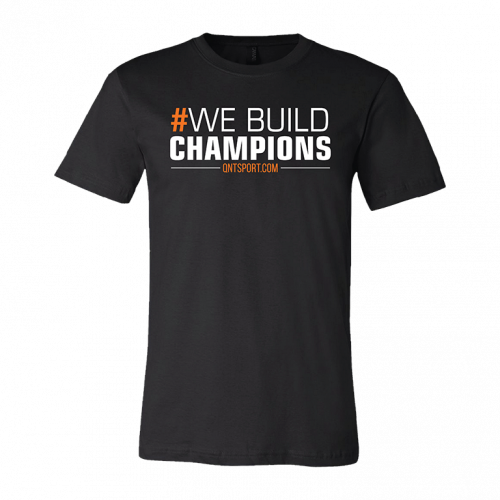 "T-shirt ""We build..."